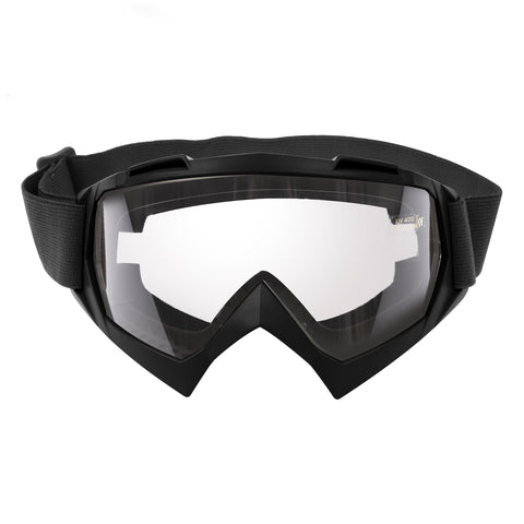 ROTHCO OTG Goggles Tactical Black Clear