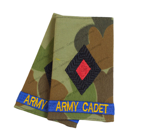 Australian Army Rank Insignia Cadets Cadet Under Officer National (CUO NAT)