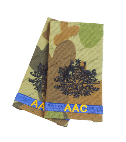 Australian Army Rank Insignia Cadets Warrant Officer 1 (AAC)