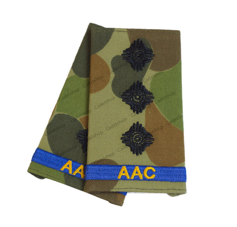 Rank Insignia Australian Army Cadets Captain (AAC)