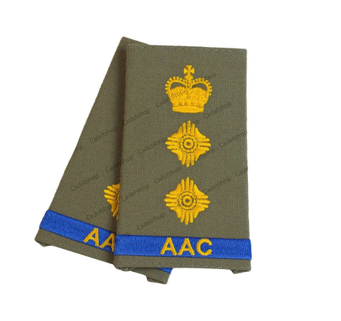 Rank Insignia Australian Army Cadets Colonel (AAC)