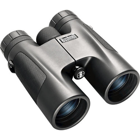 BUSHNELL 10x42 Powerview Black Roof Prism Binoculars