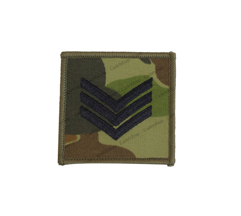 Rank Patch SGT