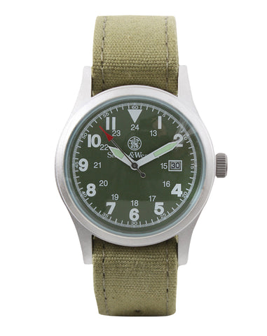 Smith & Wesson Military Watch Set Olive
