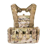 Tasmanian Tiger Chest Rig Mark II Multicam