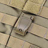 Webbing Buckle Pouch Connector MOLLE