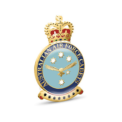Lapel Pin AAFC Australian Air Force Cadets
