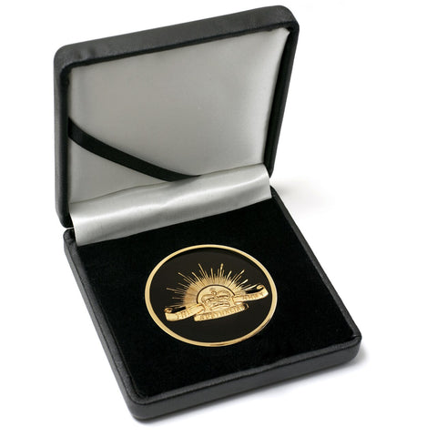Medallion Australian Army in Case