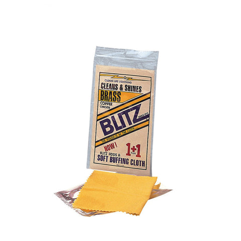 BLITZ Brass Polishing Cloth
