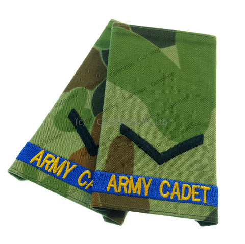 Australian Army Rank Insignia Cadets Cadet Lance Corporal (CDTLCPL)
