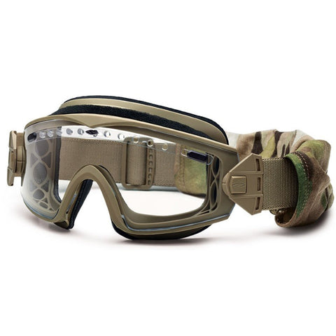 Smith Optics Lopro Regulator Goggle Field Kit Tan