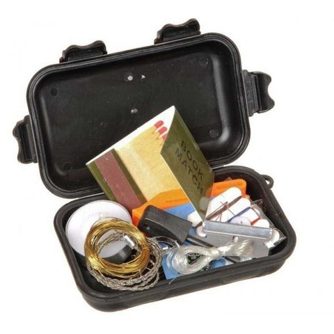 MFH Survival Kit Waterproof Box
