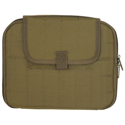 MFH Tablet-Case with MOLLE Coyote tan
