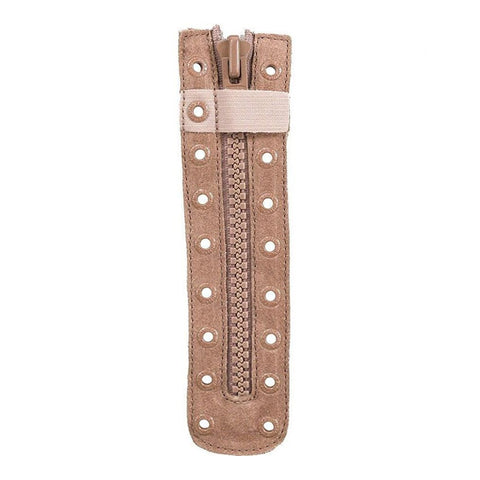 SWAT Lace in Boot Zipper Coyote
