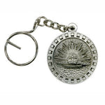 Key Ring Pewter Military  Australian Army