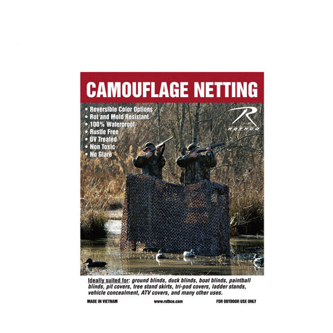 ROTHCO Camouflage Netting Ultra-Lite Digital