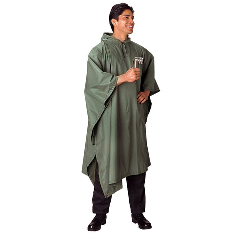 ROTHCO Enhanced Rip-Stop Poncho