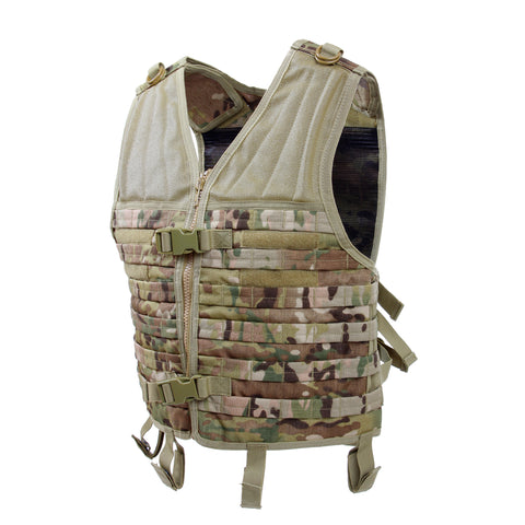 ROTHCO MOLLE Modular Vest Multicam