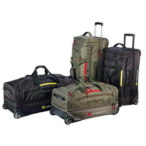 Caribee Scarecrow DX 85 wheel travel bag