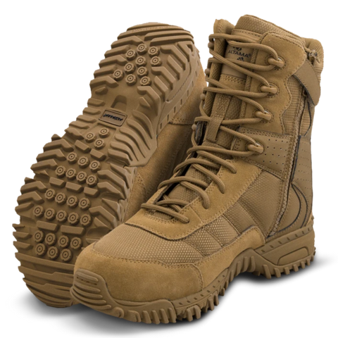 ALTAMA 8 inch Vengence Coyote Boots