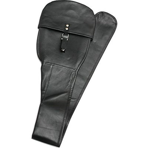 Sword Leather Storage Bag with Lining