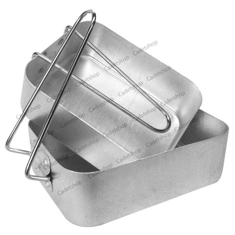 HUSS Mess Kit Army Style British