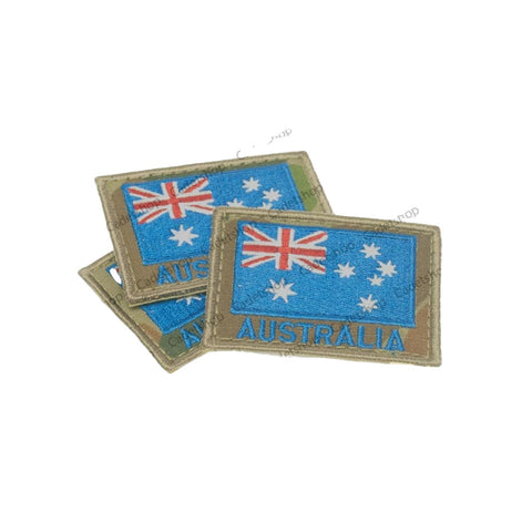 WEDGETAIL DPCU Australian Flag Patch