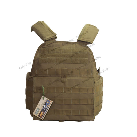 TAS Plate Carrying Vest Lightweight