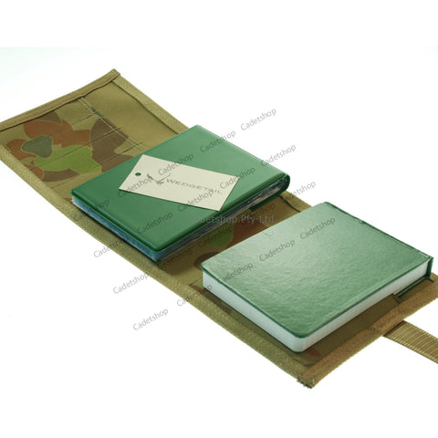 WEDGETAIL Cover for Notebook, Vewee Tewee, DPCU (Vui Tui) Double Cover
