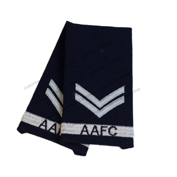 Rank Insignia Australian Air Force Cadets Corporal Aafc