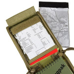 PLATATAC Brit Zip Field Notebook Cover