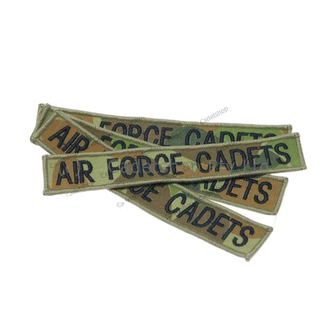 WEDGETAIL Cloth Tag Australian Air Force Cadets DPCU