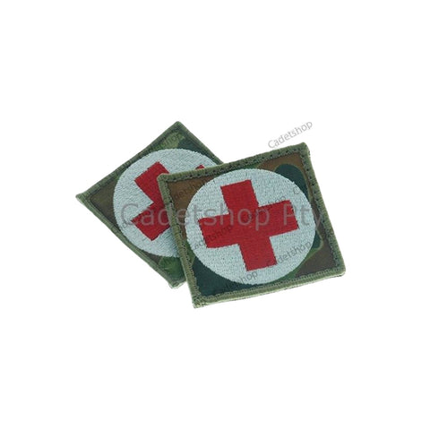 WEDGETAIL Medic Patch on DPCU
