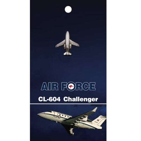 Lapel Pin RAAF Aircraft CL-604 Challenger