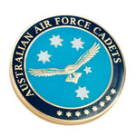 Medallion Australian Air Force Cadets AAFC 48mm
