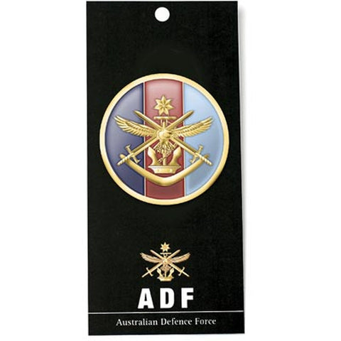 Medallion Australian Defence Force Tri Service ADF
