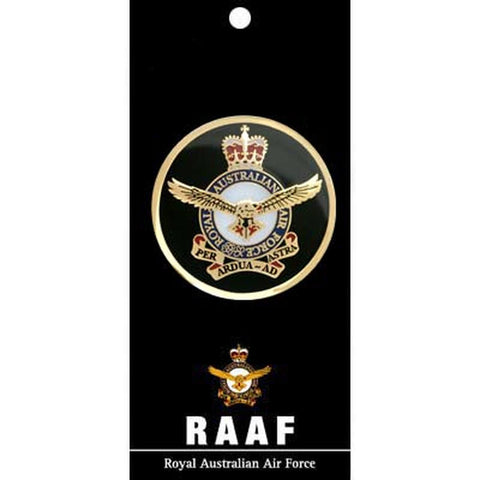 Medallion Royal Australian Air Force RAAF