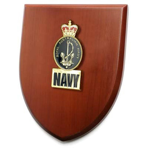 Presentation Plaque Royal Australian Navy RAN
