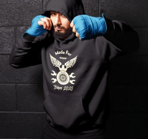 men's hoodie with zipper