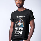 Mens Space Theme Short Sleeve T-Shirt