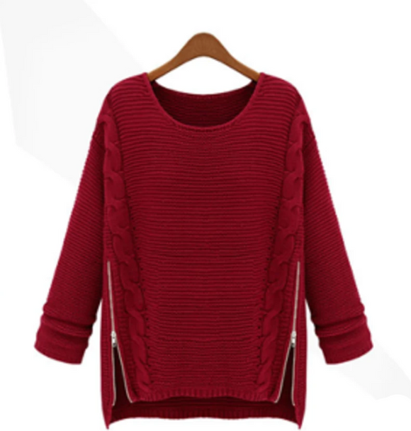 Womens Comfy Casual Sweater