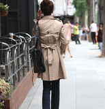 Womens Classic Trench Coat