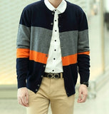 Mens Slim Fit Cardigan