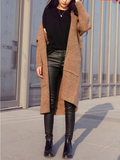 Womens Long Cardigan with Pockets