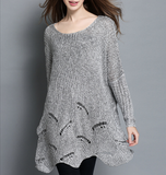 Womens Knitted Jumper