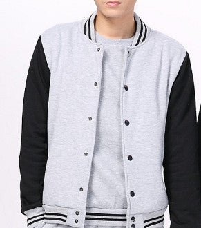 Men Baseball Jacket