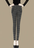 Womens Plaid Legging Pants