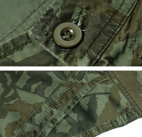 Mens Camo Cargo Shorts - AmtifyDirect