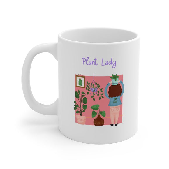 Plant Lady Coffee Mug