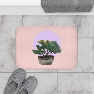 Bonsai Tree Series 3 Bath Mat